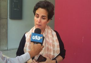 Susana Raffalli exposed the Venezuelan reality regarding the access to food and the inability of the State to ensure this right to Venezuelans. Press ODH–ULA
