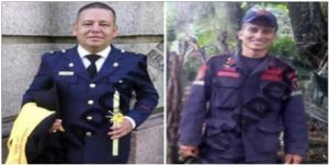 The firemen, who are being prosecuted by aggravated charges of hate, were taken to a police prison located in the town of Bailadores, which is at least two hours away from the capital city of the Andean state.