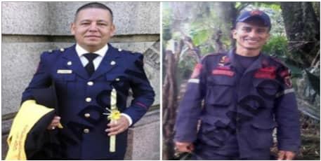 Mérida Firemen Were Transferred to Police Prison in Bailadores