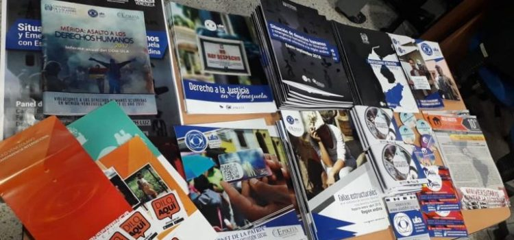 ODH–ULA Documented Human Rights Violations in the Andean Region of Venezuela in 2018