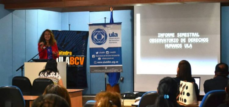 Serious human rights violations are documented by the second annual report of the ODH-ULA