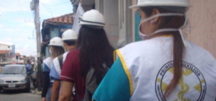 Integrantes de Primeros Auxilios ULA fueron apuntados con armas de fuego por efectivos policiales