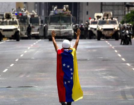 Violaciones de DDHH en Venezuela durante protestas: Informe del Alto Comisionado de Naciones Unidas para los DDHH