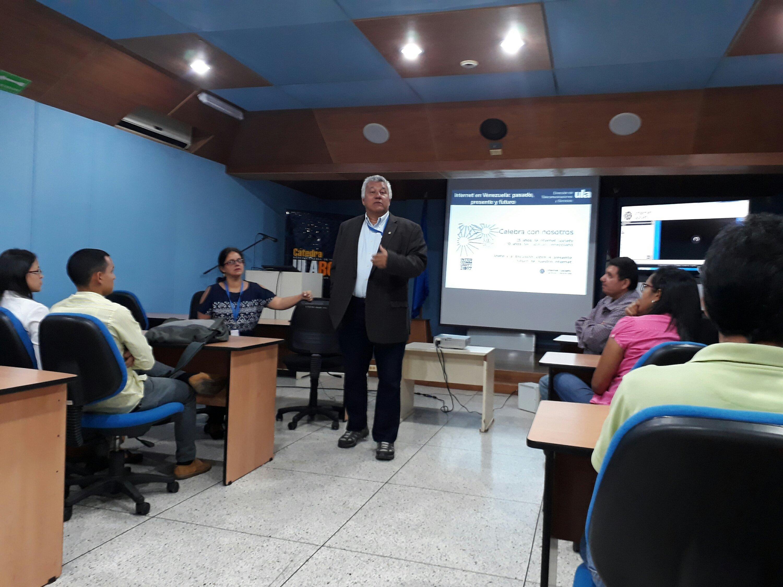 Con severas deficiencias en servicios de telecomunicaciones, en Mérida celebraron los 25 años de la Internet Society con la participación del ODH-ULA