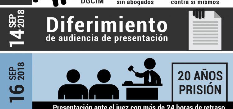 51 organizaciones de Derechos Humanos exigen  sobreseimiento de la causa de los bomberos de Mérida