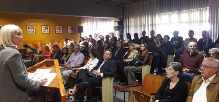 ODH-ULA explicó importancia del Informe Bachelet en la Facultad de Humanidades y Educación