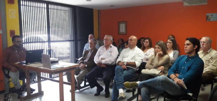 ODH-ULA realizó seminario web con miembro del Centro Internacional para la Justicia Transicional