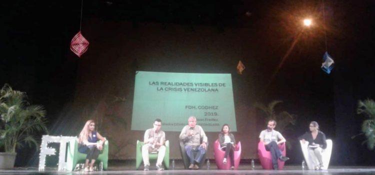 ODH-ULA vuelve a estar presente en la Feria de Derechos Humanos de Maracaibo