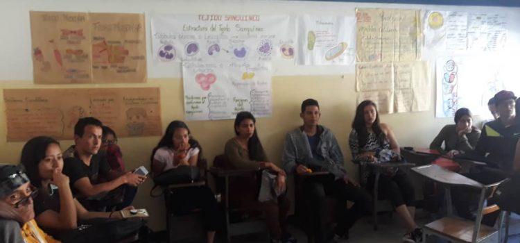 Estudiantes y docente de la Universidad de las Ciencias de la Salud de Mérida denuncian irregularidades