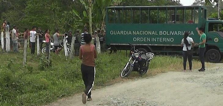 Justicia roja acusa a obreros de la ULA en El Vigía y no actúa contra invasores
