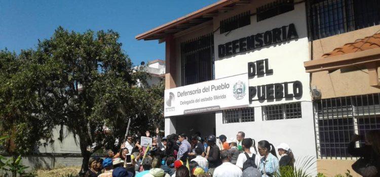 ODH-ULA exige óptimo funcionamiento de los servicios básicos en la región andina