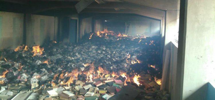 Vandalismo contra las universidades venezolanas no está en cuarentena