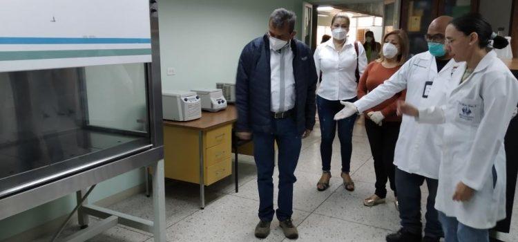 Centralización de pruebas PCR perjudica la atención de casos COVID-19 en Venezuela
