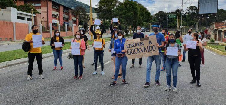Estudiante de la ULA cumple tres años preso sin pruebas del delito que se le imputa