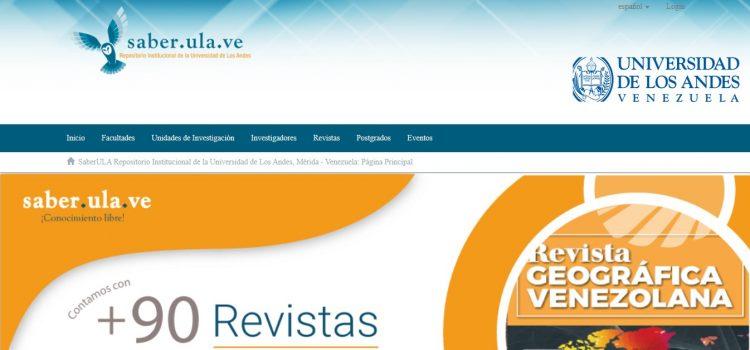 Visibilidad de la investigación científica y académica de Venezuela en la web depende del régimen