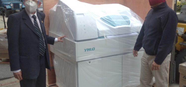 Oficialismo trae a Mérida equipo que no hace pruebas PCR y niega suministros al Laboratorio de Microbiología de la ULA