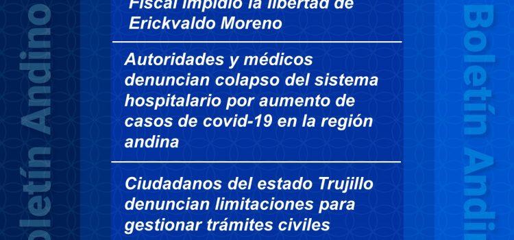 Boletín andino de derechos humanos Nº 75