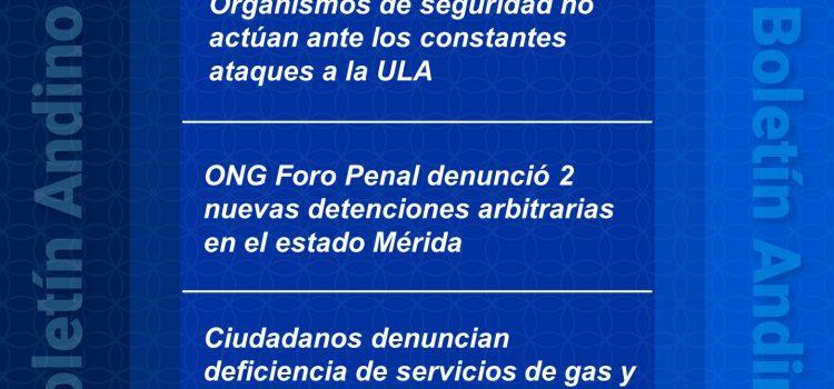 Boletín andino de derechos humanos Nº 76