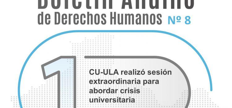 Boletín andino de derechos humanos Nº 88