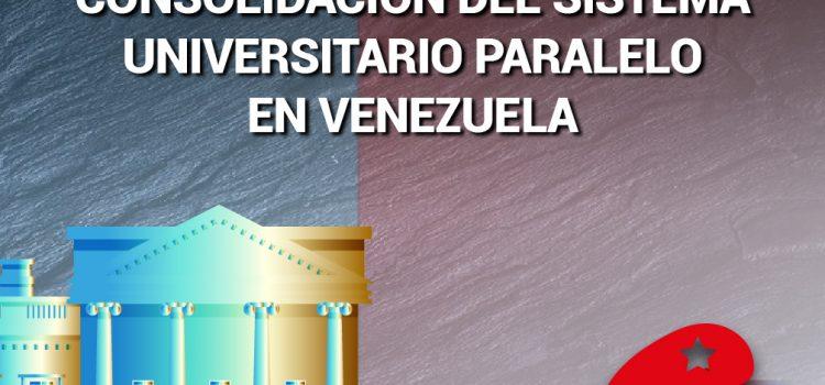[Informe] Plan de la patria 2019-2025: Consolidación del sistema universitario paralelo en Venezuela