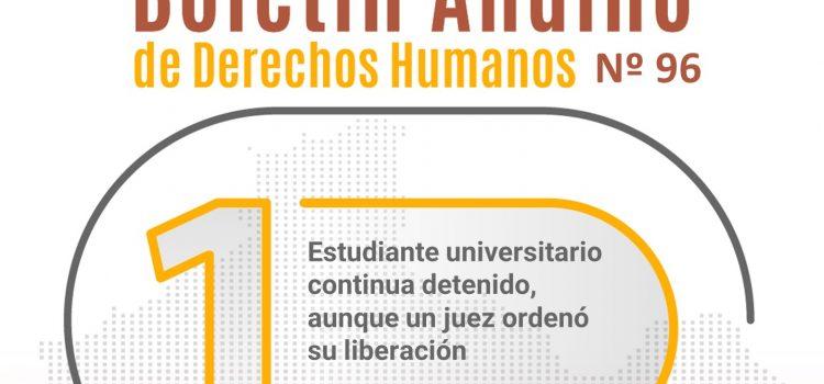 Boletín andino de derechos humanos Nº 96