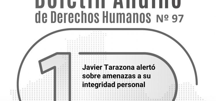 Boletín andino de derechos humanos Nº 97