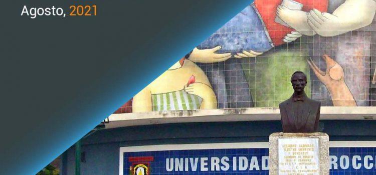 Situación de las universidades en Venezuela, Reporte mensual: Agosto, 2021
