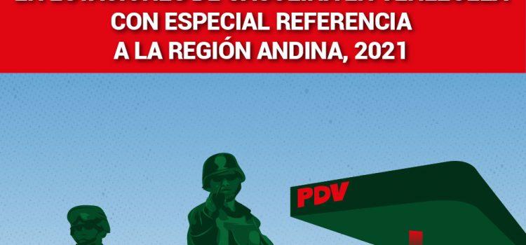 [Informe] Derechos humanos y violencia estatal en estaciones de gasolina en Venezuela con especial referencia a la región andina, 2021